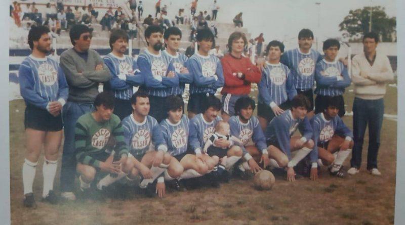 En Atlético recordaron el título del 86